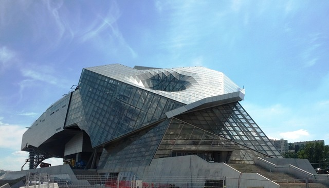 Musee Confluences